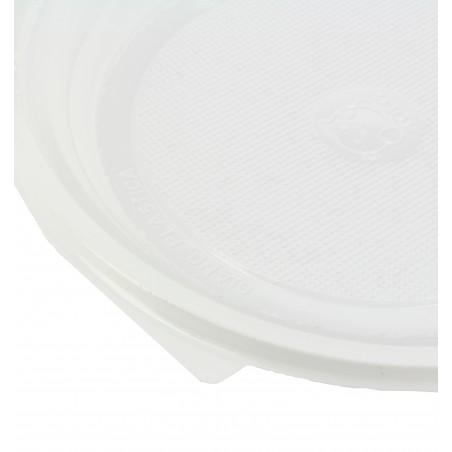 Assiette Plastique à dessert Plate 170mm (100 Unités)