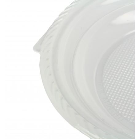 Assiette Plastique Creuse 205mm (1.400 Unités)