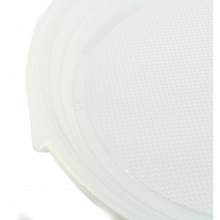 Assiette Plastique Plate 220mm (1.400 Unités)