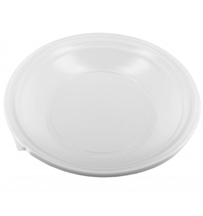 Assiette Plastique Creuse 220mm (1.400 Unités)
