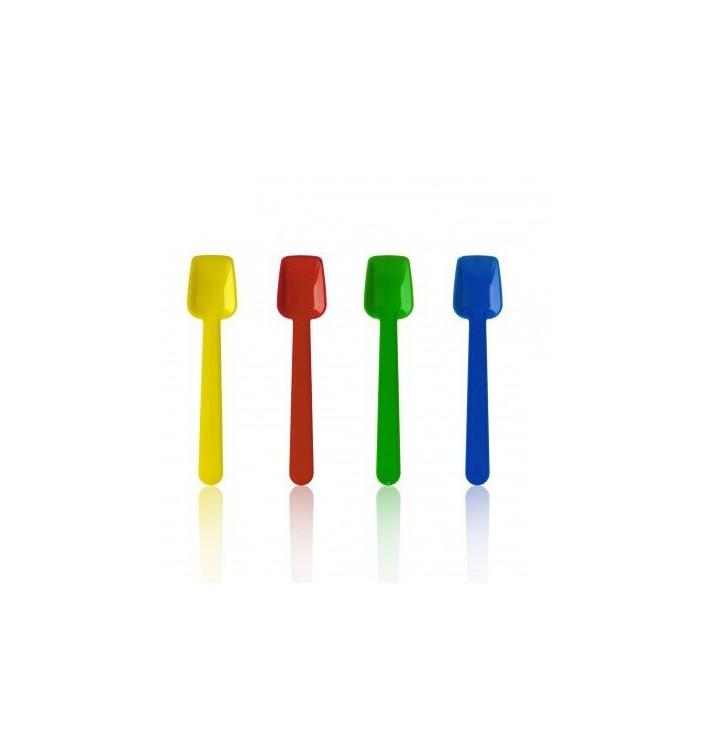 Petite cuillère à glace Plastique 90mm (10.000 Utés)