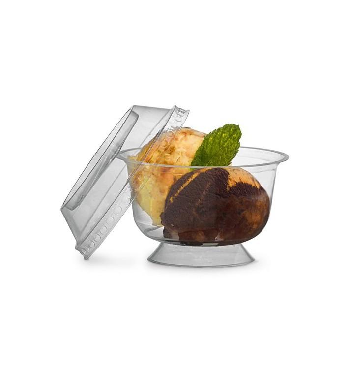 Coupe COCKTAIL ou GLACE en Plastique 150ml (10 Unités)