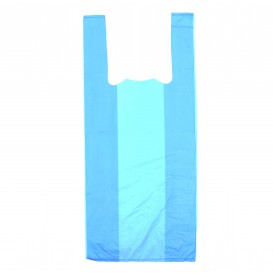 Sac à Bretelles 35x50cm Bleu (200 Unités)
