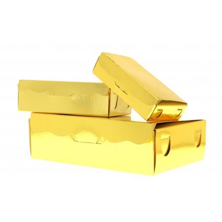 Boîte à Chocolats et Bonbons 11x6,5x2,5cm 100g (5 Utés)