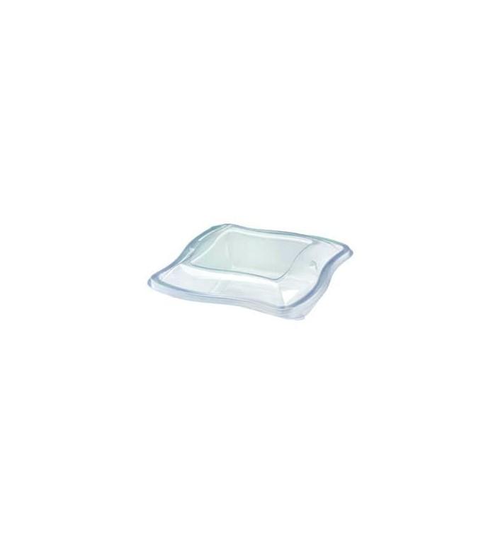 Couvercle pour saladier ondulé PET 750ml et 1000ml (400 Utés)