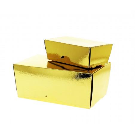 Boîte à Chocolats et Bonbons 15x9x6,5cm 500g (100 Utés)