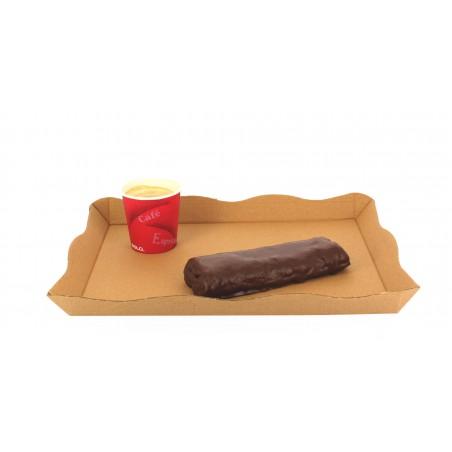 Plateau Kraft pour Buffet ou Fast Food (10 Unités)