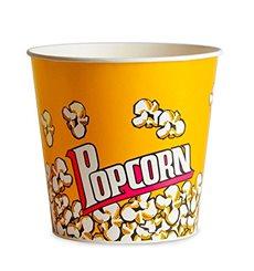 Etuis à Pop-Corn 1380ml 12,4x9x17cm (25 unités)