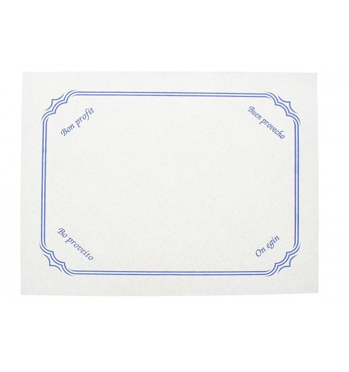 """Set de Table papier 30x40cm""""Bon Profit"""" (1.000 Utés)"""
