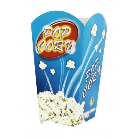 Etuis à Pop-Corn Petit 45g 6,5x8,5x15cm (25 unités)