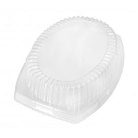 Couvercle Plastique Transparent 230x180x40mm (500 Utés)