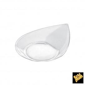 """Assiette Dégustation """"Smart"""" Transp. 8,6x7,1 cm (500 Utés)"""