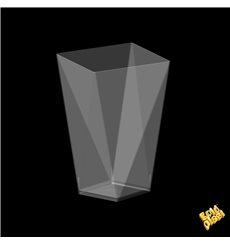 Verre Dégustation Diamond Big Transp. 150 ml 69x69x82 mm (500Utés)