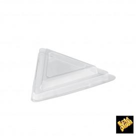 Couvercle Verrine Triangle Transp. PET 70 ml (1000 Utés)