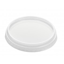 Tapa para Copa Cocktail o helado de Plastico (Caja 600 Uds)