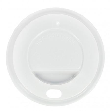 "Couvercle Perforé Gobelet Carton 12 Oz/384ml ""Specialty"" Ø8,5cm (100 Unités)"