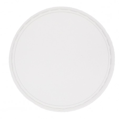 Couvercle Transparent Pour Pot 125, 150, 200, 250, 300, 400, 500ml (50 Utés)