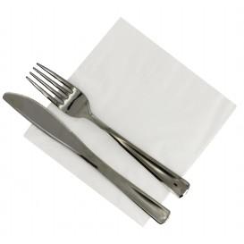 Serviette en Papier 33x33 2 épaisseurs (50 Unités)
