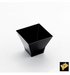 """Verrine Dégustation """"Pagode"""" Noir 65ml (500 Utés)"""