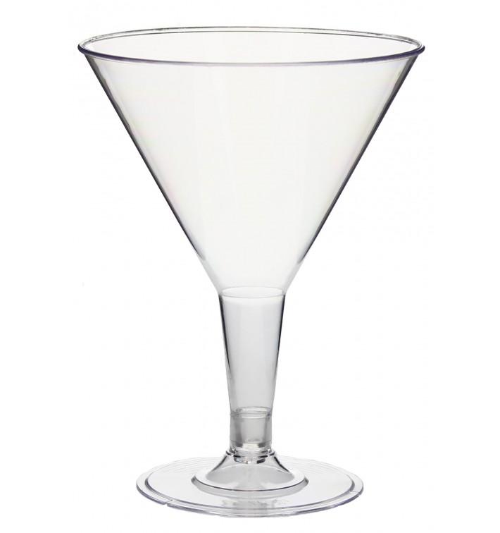 Coupe en Plastique transparente 215ml (250 Unités)