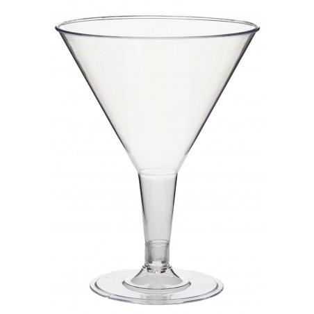 Coupe Cocktail Transparent PS 215 ml (3 Unités)