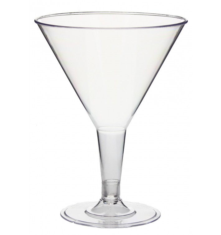 Coupe Plastique Transparente 215 ml (216 Unités)