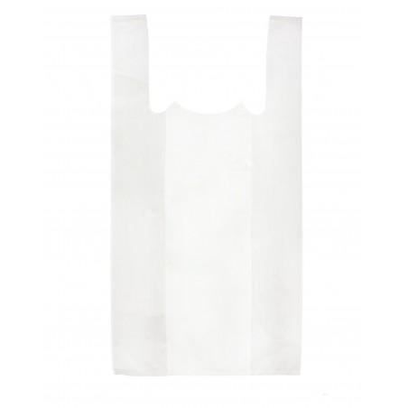 Sac à Bretelles 30x40cm Blanc (200 Unités)