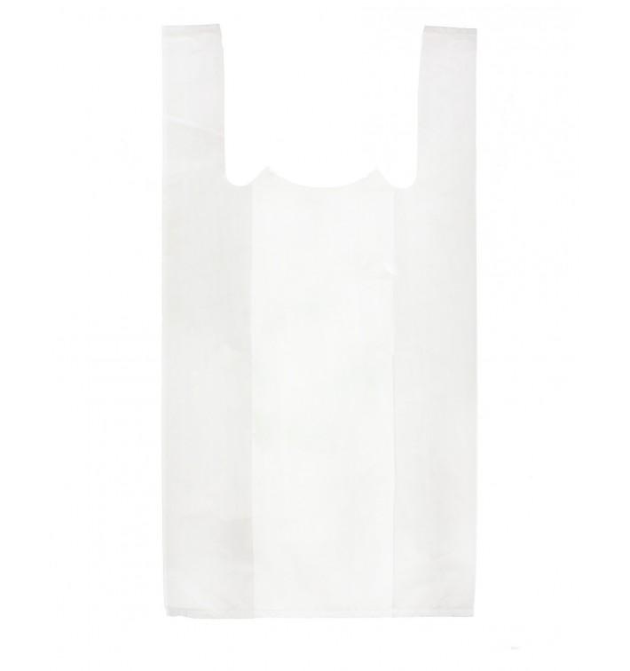 Sac à Bretelles 30x40cm Blanc (3000 Unités)