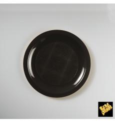Assiette Plastique Plate Blanc Ø185mm (300 Utés)