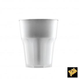 Verre Plastique Transparent PP Ø85mm 300ml (8 Utés)