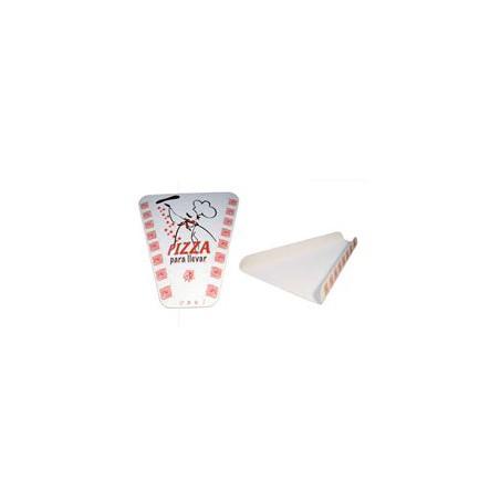 Cuña Porción Pizza (500 Uds)