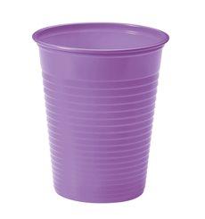 Gobelet Plastique Violette PS 200ml (1500 Unités)