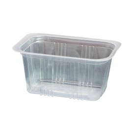 Barquette Plastique THERMO-SCELLABLE 1500ml (100Utés)