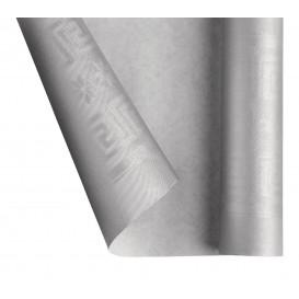 Nappe en Papier en Rouleau Argent 1,2x7m (1 Uté)