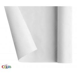 Nappe en Papier en Rouleau Blanc 1,2x7m (25 Utés)