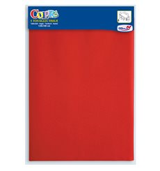 Set de Table papier 1,2x1,8m rouge (24 Uté)
