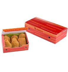 Boîte pour repas à emporter 200x100x50mm (375 Utés)