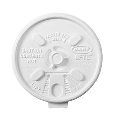 """Couvercle plastique PS """"Lift n' Lock"""" Ø (100 Unités)"""