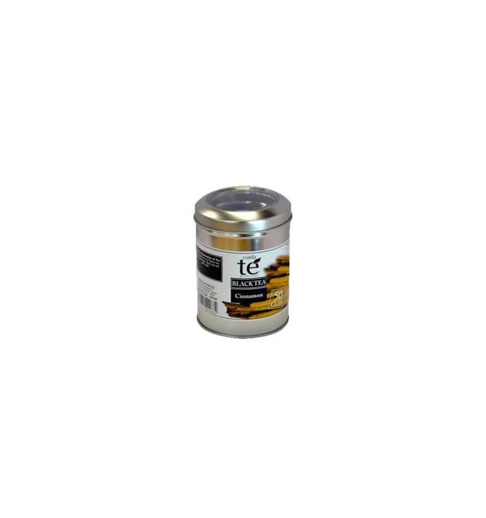 Thé Noir- Cannelle en vrac 100gr