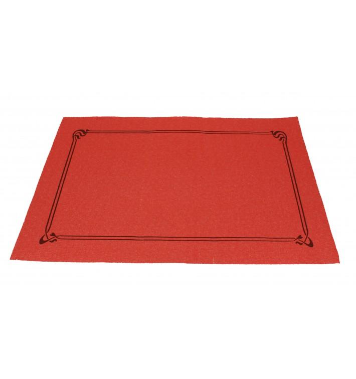 Set de Table papier 30x40cm Rouge Orla 40g (1.000 Utés)