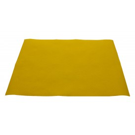 Set de Table papier 30x40cm Jaune 40g (1.000 Utés)