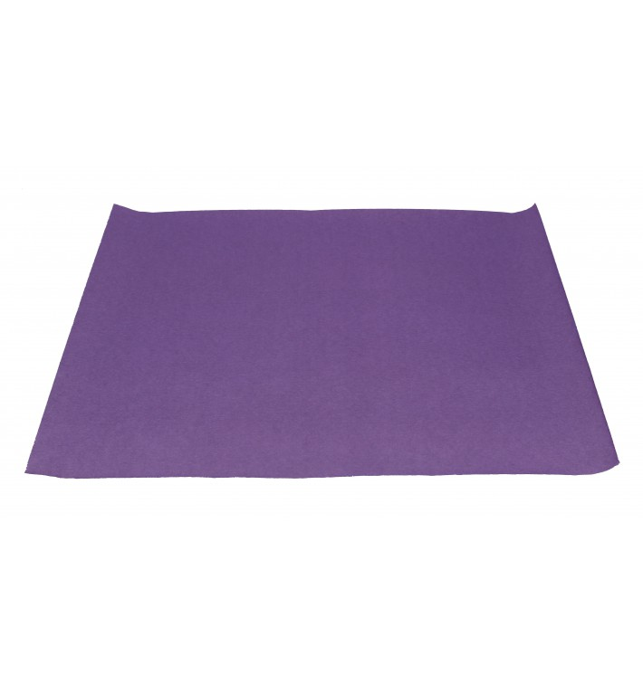 Set de Table papier 30x40cm Lilas 40g (1.000 Utés)