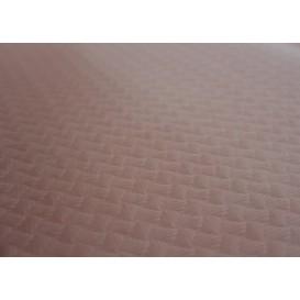 Nappe en papier 1x1 Mètre Saumon 40g (400 Unités)