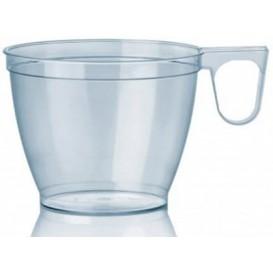 Tasse plastique Dur Transparent 180ml  (1.000 Unités)