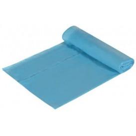 Sac poubelle 55x55cm fermeture facile Bleu (840 unités)