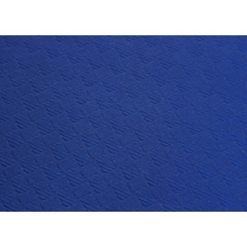 Nappe en papier 1x1 Mètre Bleu 40g (400 Unités)