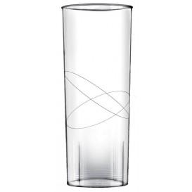 Verre Plastique Transparent PP 300ml (10 Unités)