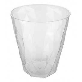 "Verre ""Ice"" Polypropylène Transparent 340ml (420 Utés)"