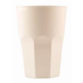 Verre Plastique à Cocktail Blanc PP Ø84mm 350ml (420 Utés)
