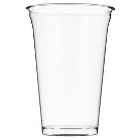 Gobelet Plastique Rigide Haut en PET 545 ml Ø9,8cm (50 Unités)